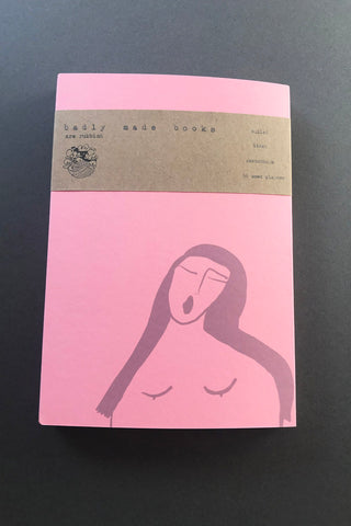 Naked Truth - pink notebook Book - Jokamin