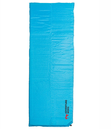 AdventureWorx AerSen Self-Inflating Mat for Hiking/Camping/Backpacking