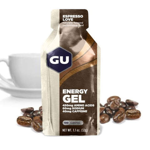 GU Energy Gel - Expresso Love - 24 Count