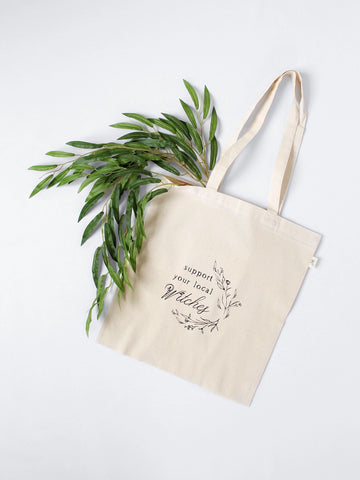 "The ""Support Your Local Witches"" Tote Bag"