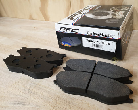 TL and TLX Rear Brake Pads (7934.11.19.44)