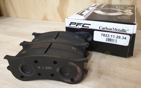 TL and TLX Front Brake Pads (7823.11.29.34)