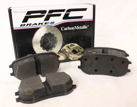 991 Porsche Cup Car - PFC Rear Brake Pads (7969.11.26.44)