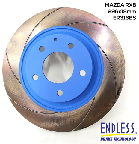 ENDLESS Brake Disc Rotor ER316BS