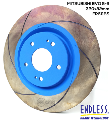 ENDLESS Brake Disc Rotor ER611BS