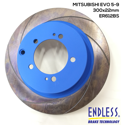 ENDLESS Brake Disc Rotor ER612BS