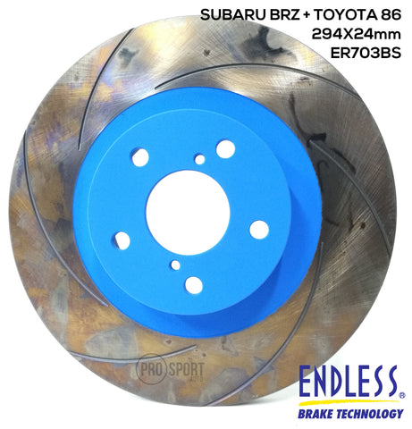 ENDLESS Brake Disc Rotor ER703BS