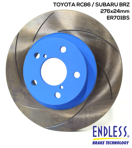 ENDLESS Brake Disc Rotor ER701BS