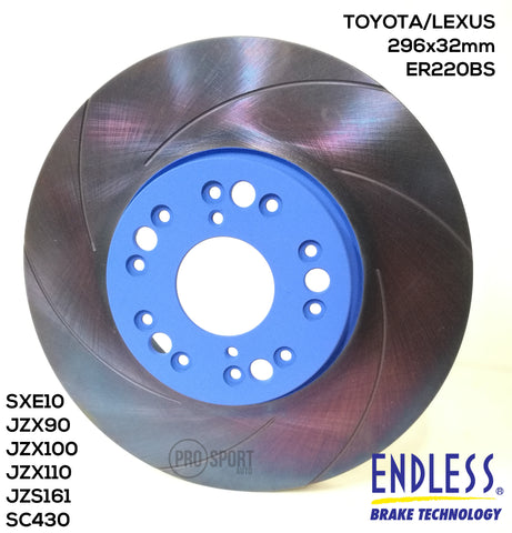 ENDLESS Brake Disc Rotor ER220BS