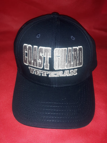 Coast Guard Veteran Hat