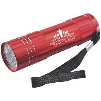 Active Heroes Flashlight