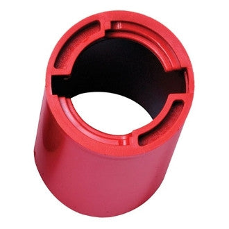 Turbo Switch Grip Outer Sleeve, Red, AU