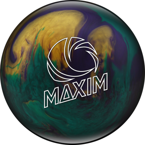Ebonite Maxim, Emerald Glitz, 12lb