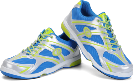 Dexter Max, Silver/Blue/Lime, Men's Bowling Shoes