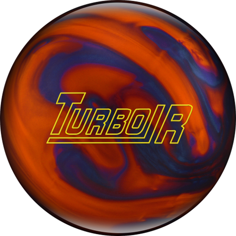 Turbo/R - Orange/Blue