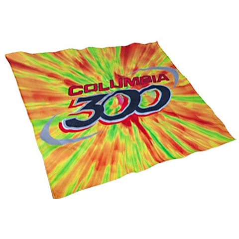 Columbia 300 Dye-Sublimated Microfibre Towel