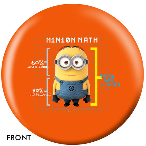 Minion Bowling Ball, Minion Math, AU