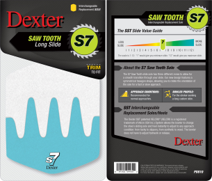 Dexter S7 - Saw Tooth Sole