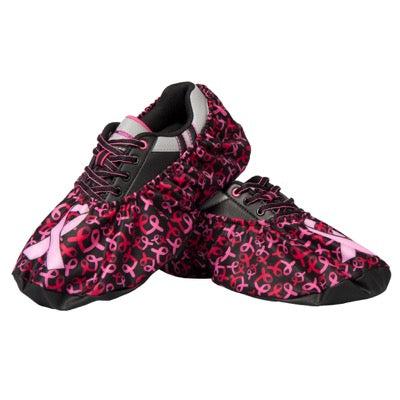 Breast Cancer Shoe Covers