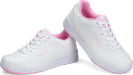 Dexter Raquel IV, White/Pink, Ladies/Youth Bowling Shoes