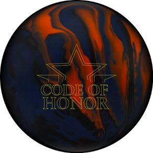 Ebonite Code of Honor, 14lb