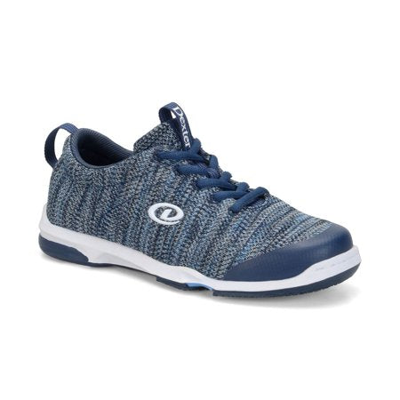 Dexter Jenna Blue Knit Ladies Shoes