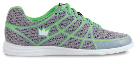 Aura Ladies Grey/Lime
