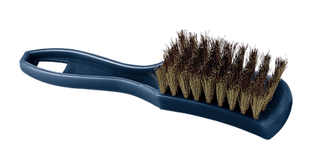 Ebonite Shoe Brush