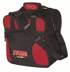 Strom Solo Tote Black/Red