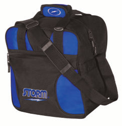 Strom Solo Tote Black/Royal