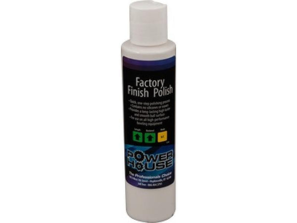 Powerhouse Factory Finish Polish, 5oz
