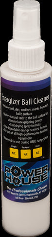 Powerhouse Energizer Ball Cleaner, 5oz