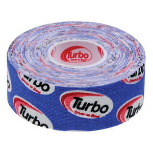 "Turbo Fitting 1"" Tape ""Driven to Bowl"" Blue"