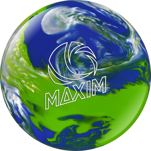 Ebonite Maxim Cool Water, 10lb Only