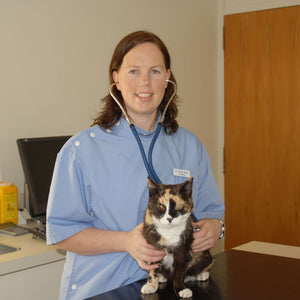 Dr Paula Short, vet and founder of Genius Pet Food