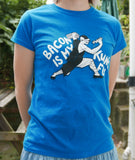 Bacon is my Kung Fu: Alex Howes T-Shirt