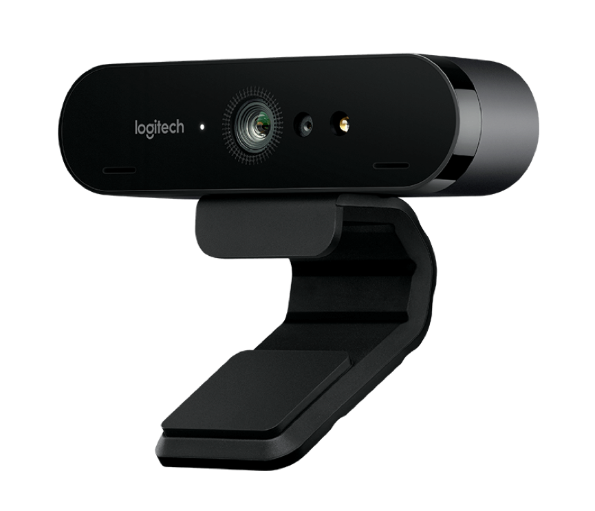 羅技發布搭載4K HDR的BRIO 4K Pro Webcam。Photo Courtesy of Logitech。
