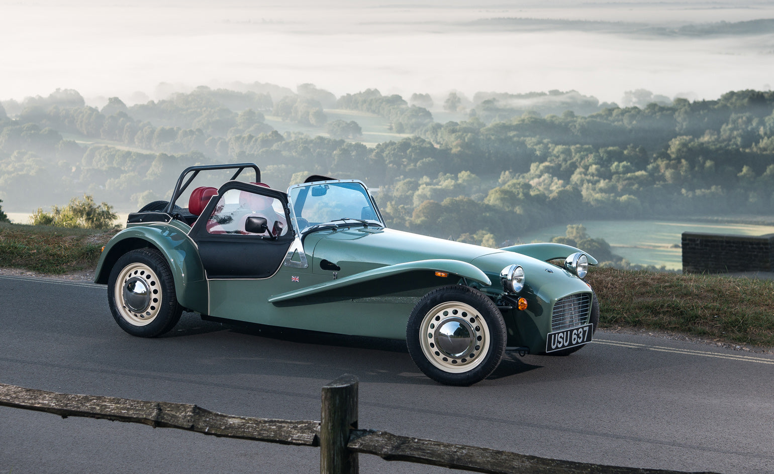 Caterham's evergreen Seven