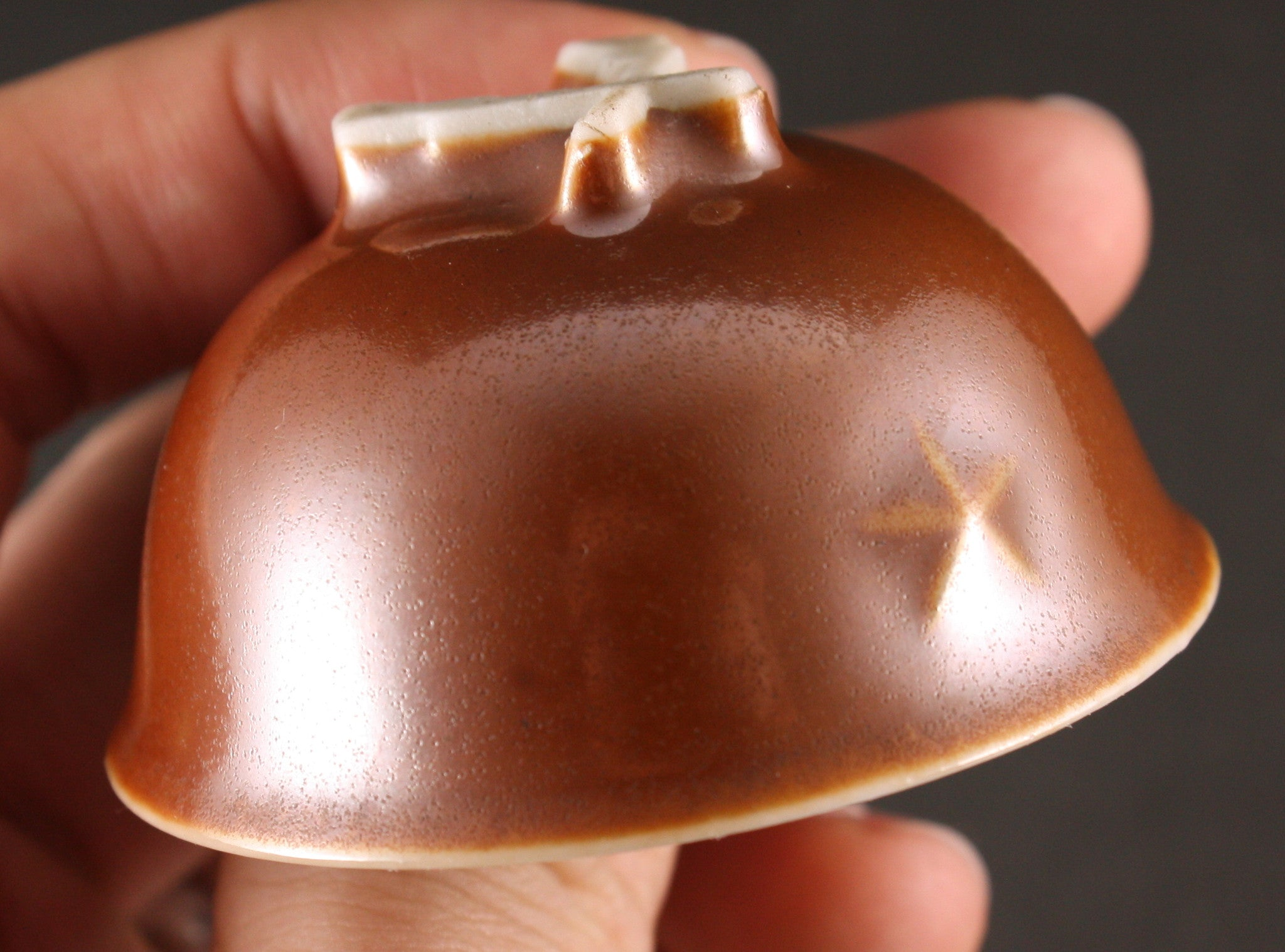 Antique Japanese Military Manchukuo Hasegawa Unit Army Sake Cup