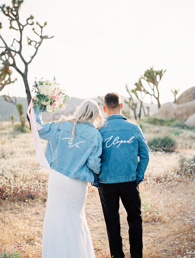 Our Joshua Tree Wedding: Why We Decided To Elope