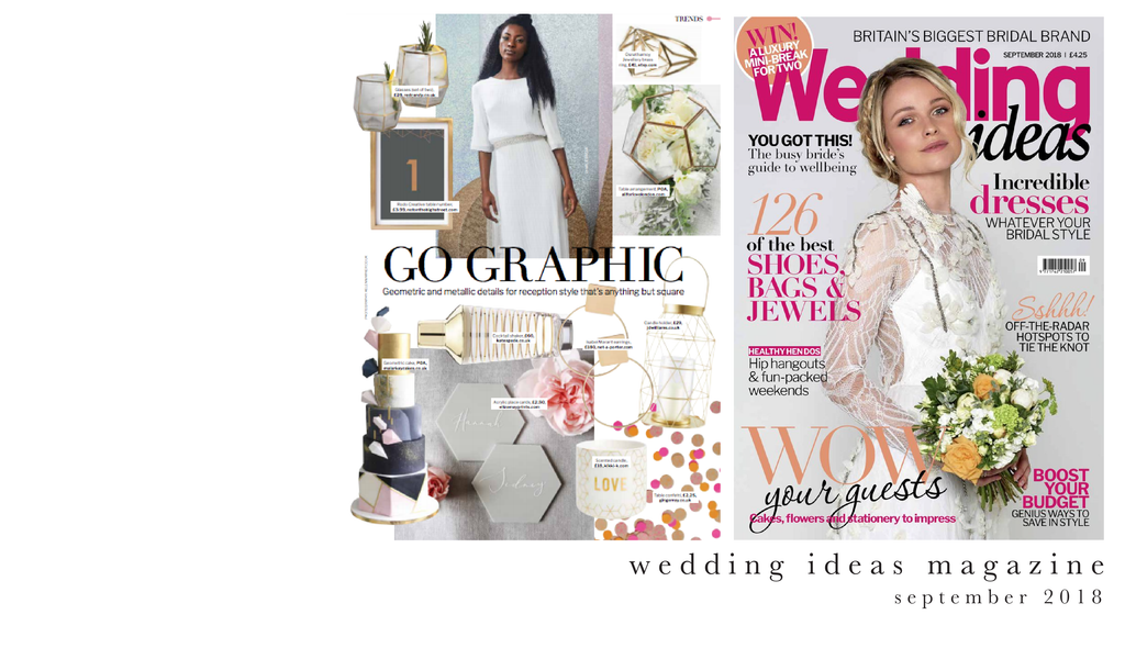 wedding ideas september 2018