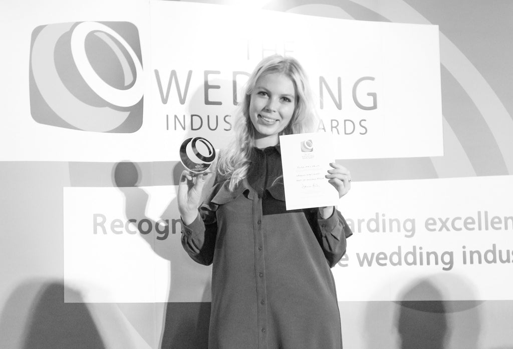 Eliza May Prints The Wedding Industry Awards Winner