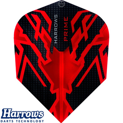 Dart Flights - Harrows - Prime 2020 Range - Standard Dart Flights Strix