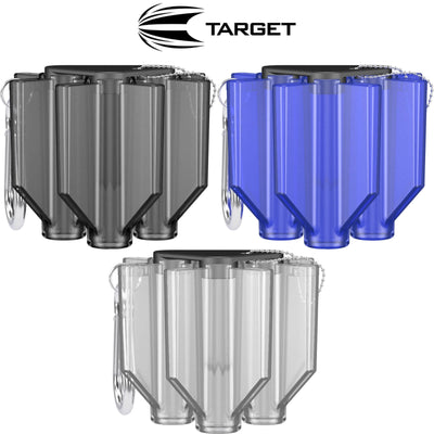 Dart Cases - Target - 8 Flight Cases