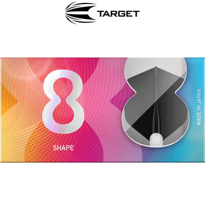 Dart Flights - Target - 8 Flight - Standard Dart Flights