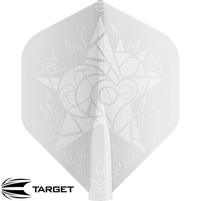 Dart Flights - Target - 8 Flight Hoshino - Big Wing Dart Flights