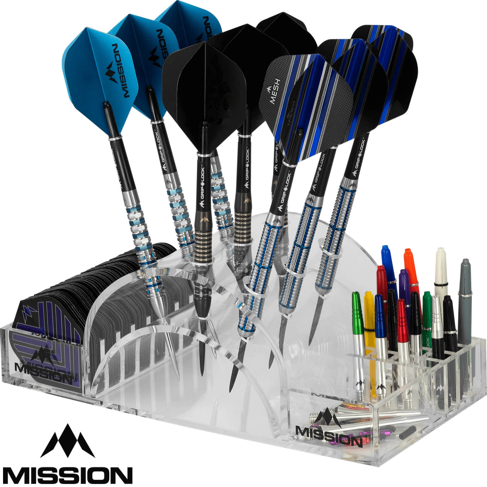 Display Stands - Mission - Station 9 Darts & Accessories Docking Station