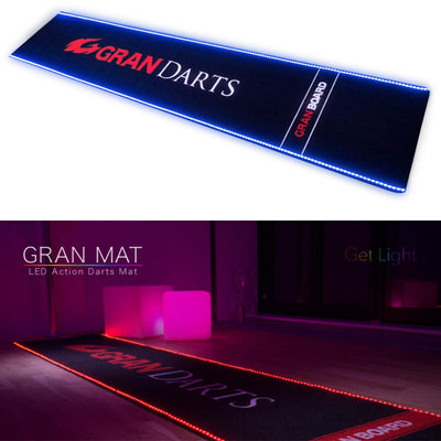 Dart Mats - Gran Darts - GranBoard LED Action Mat