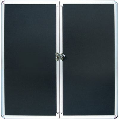 Dartboard Accessories - Formula Sports - Aluminium Dartboard Cabinet
