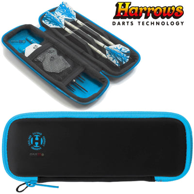 Dart Cases - Harrows - Blaze Dart Cases Aqua